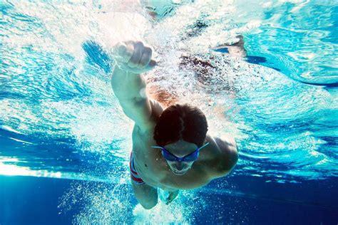 So Werden Sie Ein Besserer Schwimmer