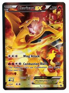 Charizard-EX - XY121 - Rare Promo - Pokemon Cards