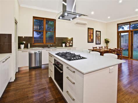 island bench kitchen designs modern island kitchen design using hardwood kitchen photo 282636