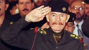 Saddam Husseins deputy, who cooperated with IS, killed