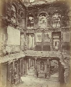 Incendie Paris 15 : esth tique de la ruine photographies de la commune 1871 ~ Premium-room.com Idées de Décoration