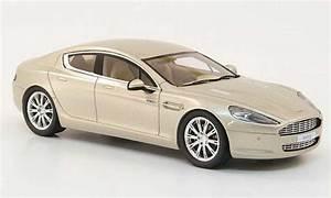 Aston Martin Miniature : aston martin rapide miniature beige autosalon genf 2010 minichamps 1 43 voiture ~ Melissatoandfro.com Idées de Décoration