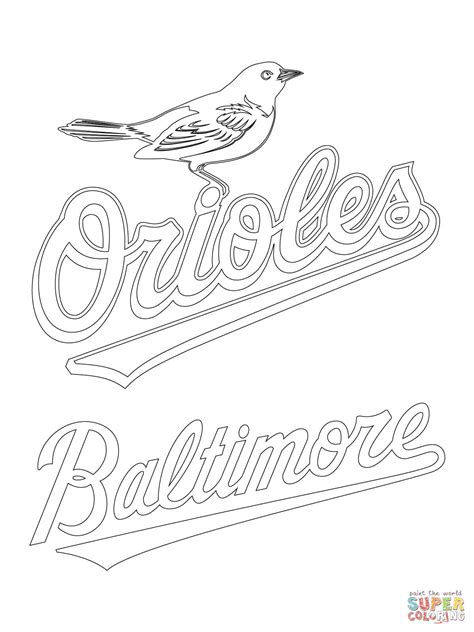 Red Sox Coloring Pages 9971