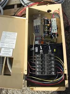 16  Guardian Automatic Transfer Switch  Oe7969   Lot 16