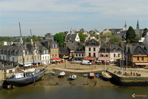 photo auray le port de goustan