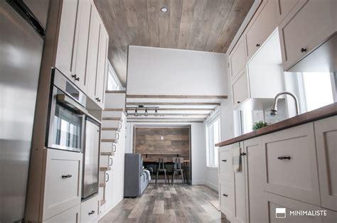 TINY HOUSE TOWN: The Ébène From Minimaliste