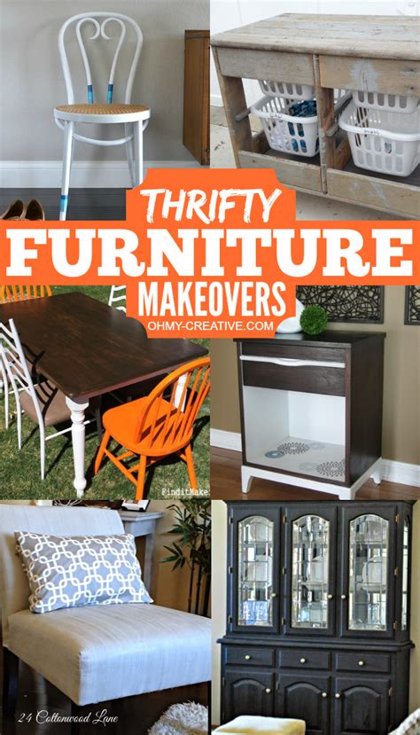 gorgeous goodwill makeover projects   creative