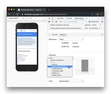 chrome web store for mobile simulate mobile devices with device mode in chrome