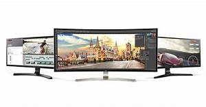 LG unveils 'world's largest' ultrawide monitor
