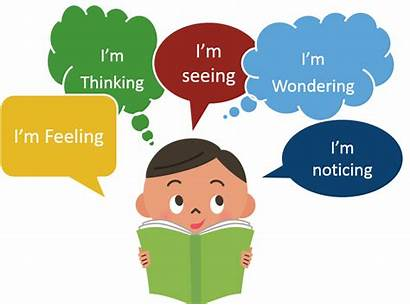 Thinking Clipart Metacognition Learning Reading Cartoon Thought