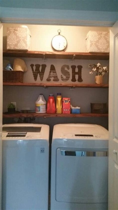 best 20 laundry shelves ideas on laundry room