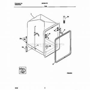 Electrolux Dishwasher Installation Manual
