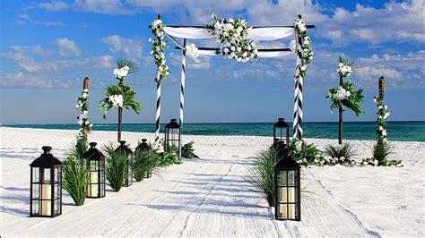 black sea pearl destin beach wedding packages destin fl