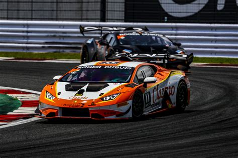 Racing Team by Clazzio Racing Team Takes Race 1 Victory In Lamborghini