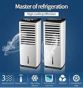 Indoor Portable Air Cooler Plastic Portable Air Cooler