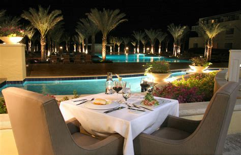 Poolside Dinner by The Of Luxury Living On The Isle Of St Maarten