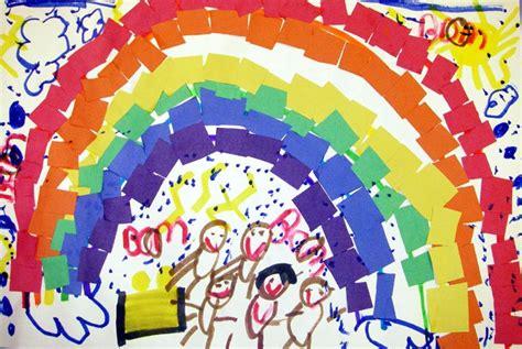 rainbow collage mrs brown s class elementary 629 | 053562692131745c24edae0e48f2ceb5
