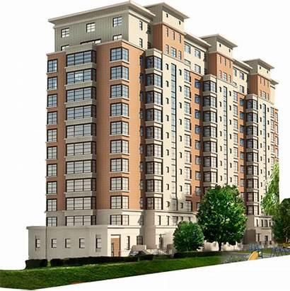 Building Apartment Clipart Background Transparent Buildings Illustration