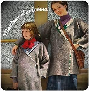 Pancho Vetement Femme : patron veste laine femme ~ Preciouscoupons.com Idées de Décoration