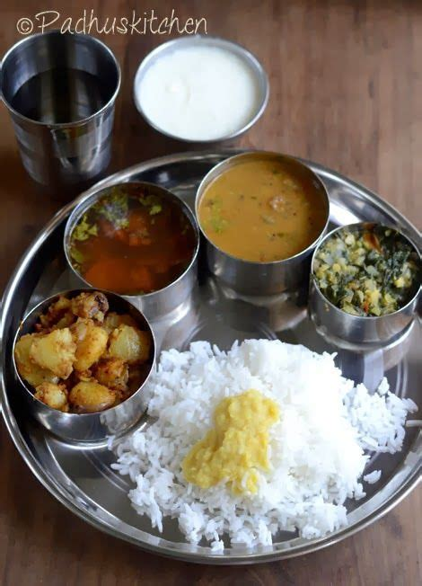tamil cuisine recipes south indian lunch recipes south indian vegetarian lunch