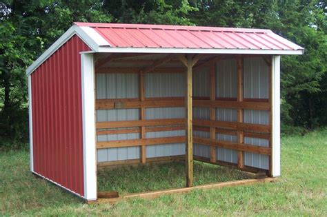 Loafing Shed Kits Oregon by Barn By Ok Structures Serving Oklahoma And
