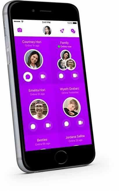 App Messenger Messaging Safe Fun Parents Control