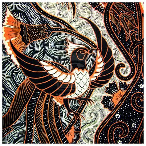 indonesian batik art car interior design