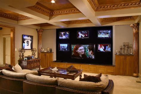 Basement Theater Ideas For Small Basement Spaces Your