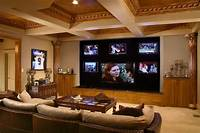 home theater design ideas Basement Theater Ideas for Small Basement Spaces | Your ...