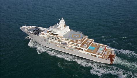 Yacht Andromeda by Yacht Andromeda Kleven Charterworld Luxury Superyacht