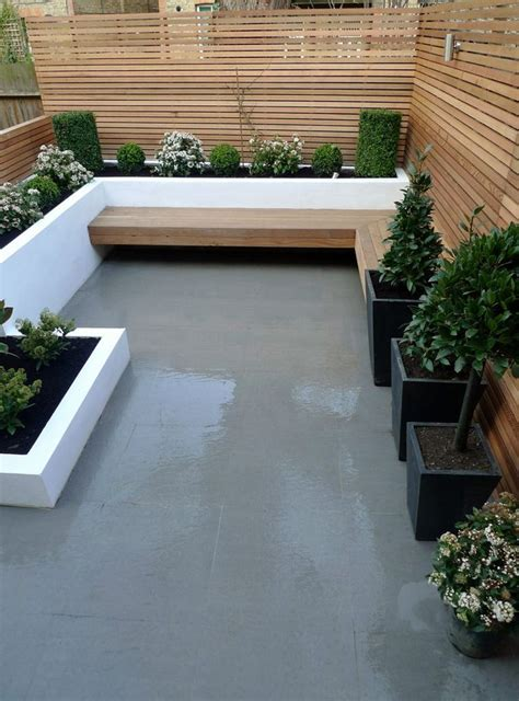 20+ Elegant Tiny Back Garden Ideas