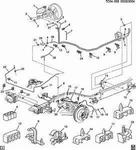 2004 Yukon Xl Brake Line Diagram