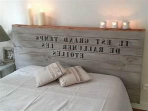 Idées Déco Tête De Lit : decoration chambre tete de lit idees inspirations avec ~ Zukunftsfamilie.com Idées de Décoration
