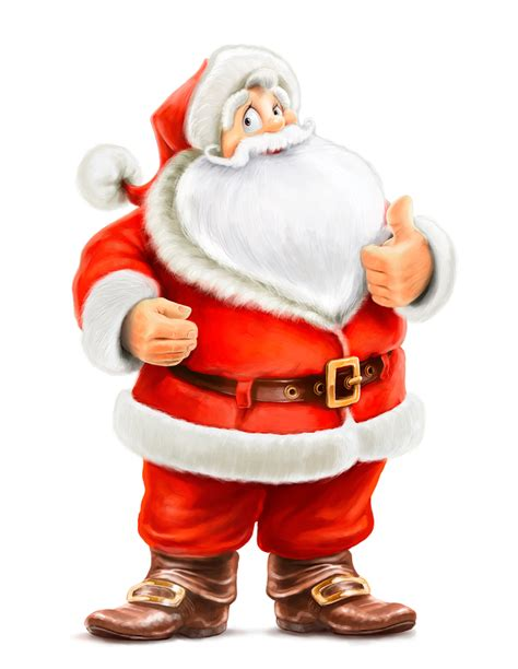 the dimming torch in defense of santa claus