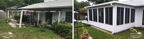 studio sunroom before after gallery lifestyle