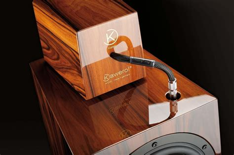 kawero speakers classic kaiser acoustics germany high definition acoustic products