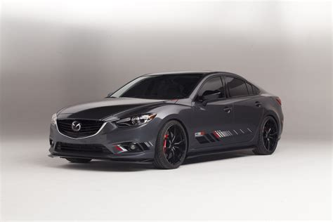 2014 Mazda Club Sport 6 Concept Review