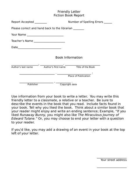 friendly letter template alphabet book report edit fill sign handypdf 8842