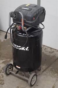 Husky 30 Gallon Air Compressor Manual