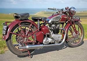 Turner U0026 39 S Twin  The Triumph 5t - Classic British Motorcycles