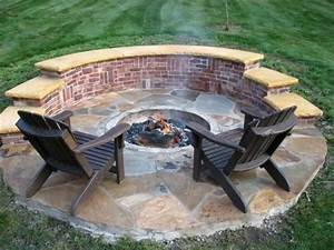 Ground, Outdoor, Fire, Pit, Ideas, Implementation