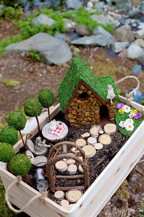 diy fairy house ideas  bring magic   garden