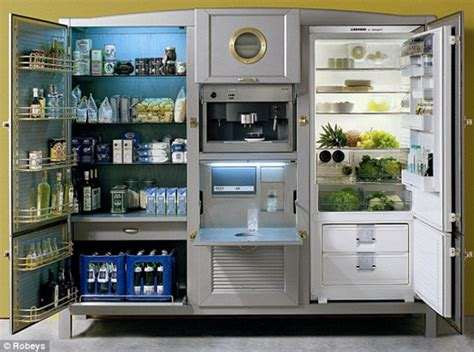 What Does A $40,500 Refrigerator Look Like? | GadgetKing.com