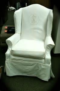 instant download wing chair slipcover by slipcoveruniversity