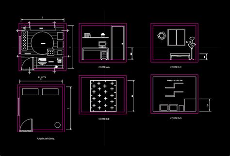 home office dwg block  autocad designs cad