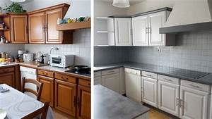 quelle peinture pour renover ma cuisine With de couleur peinture 7 peinture meuble cuisine avant chouin peinture