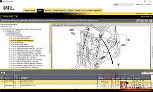 Kk 9559  Fork Lift Parts Catalog Komatsu Forklift Parts