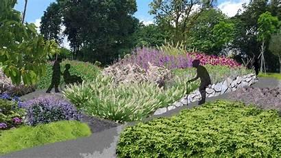 Therapeutic Garden Gardens