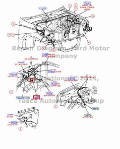 Oem Alternator To Voltage Regulator Wiring Harness Wire