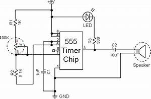 circuit board chips circuit free engine image for user With 555 timer page